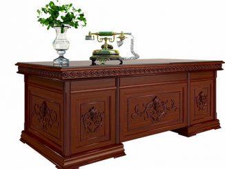 Điểm danh một số loại bàn làm việc bằng gỗ tự nhiên đẹp nhất