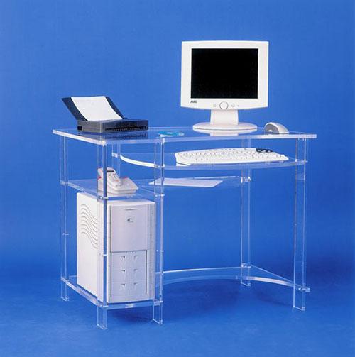 Mẫu bàn làm việc bằng nhựa BLVN-02