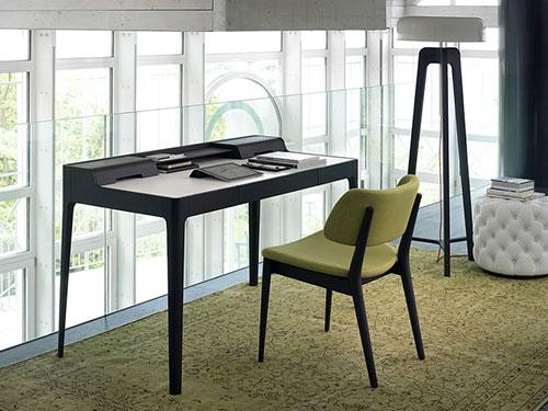 Mẫu bàn làm việc tại nhà đẹp BLVTN-15