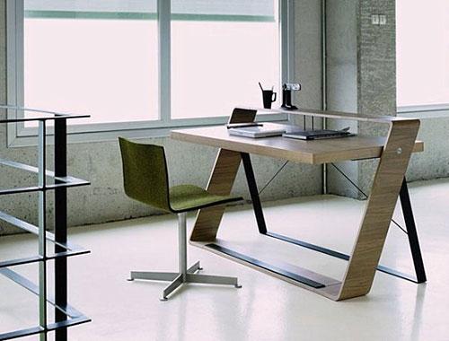Mẫu bàn làm việc tại nhà đẹp BLVTN-06