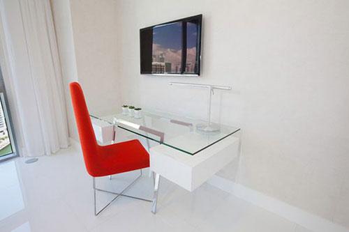 Bàn làm việc nhỏ gọn tại nhà đẹp, giá rẻ BLVTN-07