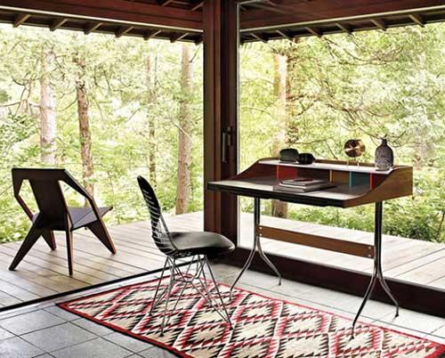 Mẫu bàn làm việc nhỏ gọn tại nhà đẹp, giá rẻ