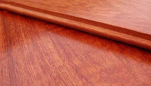 Gỗ Giáng Hương - Một trong các loại gỗ làm nội thất có tính thẩm mỹ cao