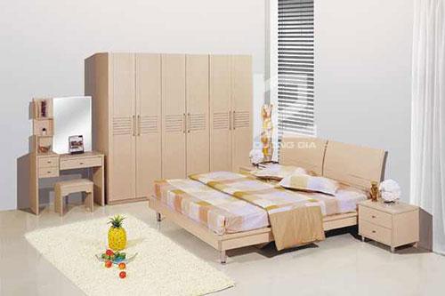 Màu sắc giường ngủ của người mệnh Mộc