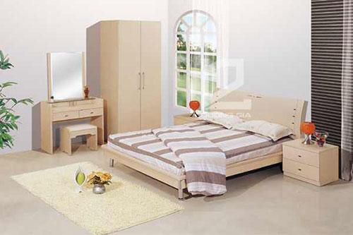 Kiểu dáng, chất liệu giường ngủ cho người mệnh Mộc