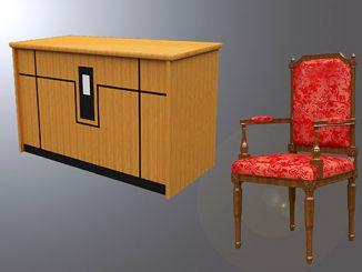 Những mẫu bàn ghế gỗ hội trường đẹp, mang đẳng cấp vượt trội