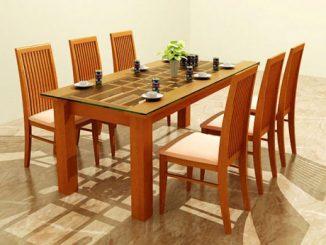 Mua bàn ăn ở đâu Hà Nội, kinh nghiệm mua bàn ghế ăn