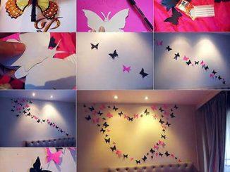 Các cách trang trí phòng ngủ bằng đồ handmade CHẤT NHẤT QUẢ ĐẤT