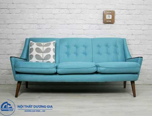 Hãy chú ý đến kích thước tiêu chuẩn của ghế sofa khi lựa chọn nội thất cho phòng khách