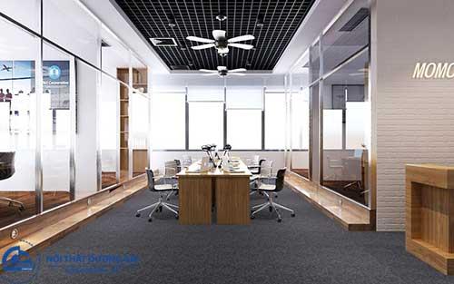Nội thất Dương Gia báo giá thiết kế nội thất văn phòng giá rẻ, chuyên nghiệp nhất Hà Nội