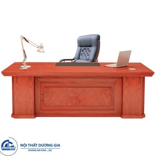 Tỷ lệ chuẩn kích thước chuẩn dành cho bàn làm việc giám đốc