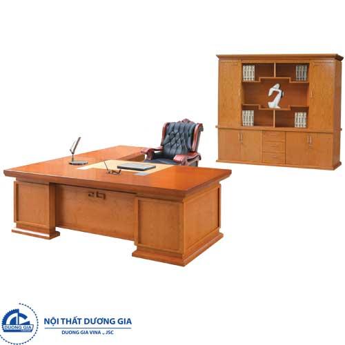 Kích thước bàn làm việc giám đốc đạt tiêu chuẩn