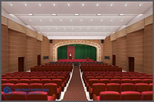 Tiêu chuẩn sân khấu hội trường