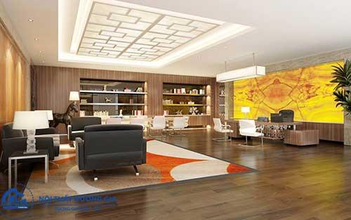 Thiết kế nội thất phòng giám đốc đẹp cần xác định rõ phong cách