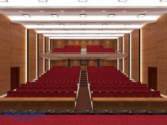 Tiêu chuẩn thiết kế hội trường nhà hát phòng khán giả