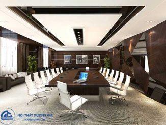 Thiết kế nội thất văn phòng làm việc hiện đại phải chú ý đến ánh sáng