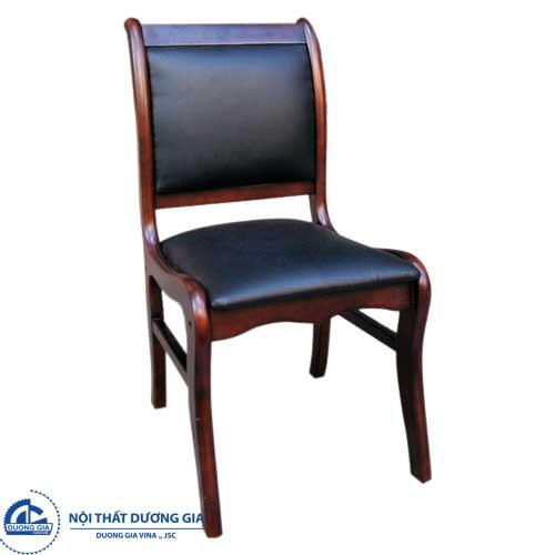 Ghế gỗ hội trường cao cấp GHT05