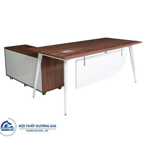 Mẫu bàn giám đốc đẹp, cao cấp LUXP1880C10