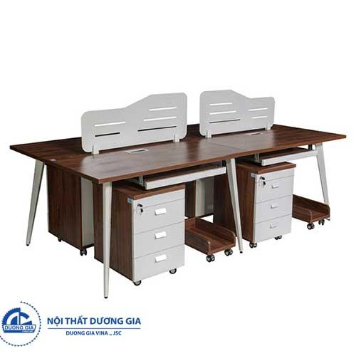 Mẫu bàn văn phòng giá rẻ LUXMD01C10