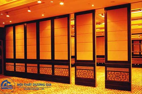 Mua vách ngăn di động giá rẻ, chính hãng tại Hà Nội chú ý đến chất liệu