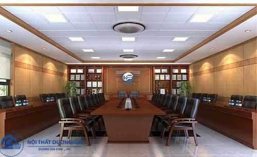 Mẫu thiết kế phòng họp sang trọng số 5