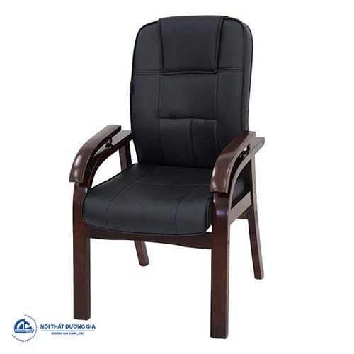Ghế gỗ phòng họp cao cao cấp GH05