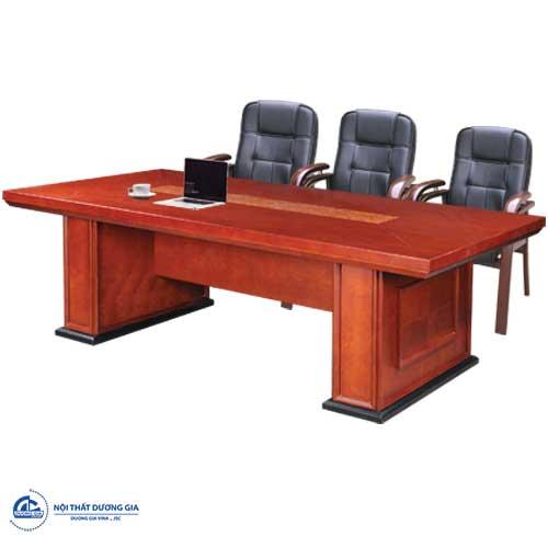 Mẫu bàn họp văn phòng cao cấp CT2412V1