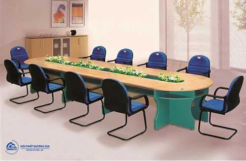 Mẫu bàn họp giá rẻ cho văn phòng SVH5115