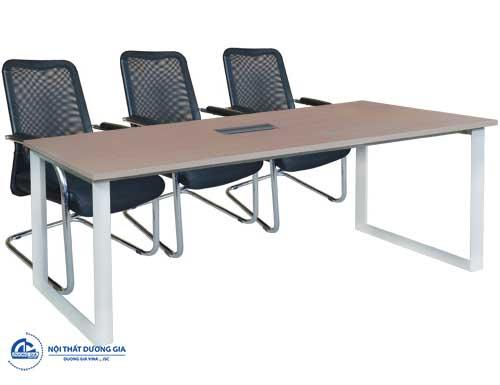 Mẫu bàn phòng họp cao cấp HRH1810C5 cho văn phòng thêm trẻ trung