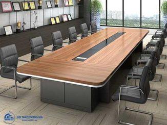 Điểm danh các mẫu ghế phòng họp giá rẻ, kiểu dáng đẹp nhất thị trường