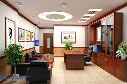 Chọn nội thất phòng giám đốc nói chung, bàn giám đốc nói riêng là việc làm quan trọng