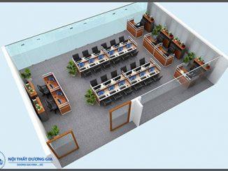 Cách sắp xếp bàn ghế trong phòng làm việc CHUẨN KHOA HỌC
