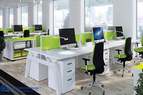 Cách sắp xếp bàn ghế trong phòng làm việc theo phong thủy