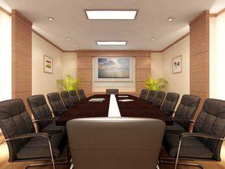 Chọn lựa nội thất phòng họp cao cấp, sang trọng theo tiêu chí nào?