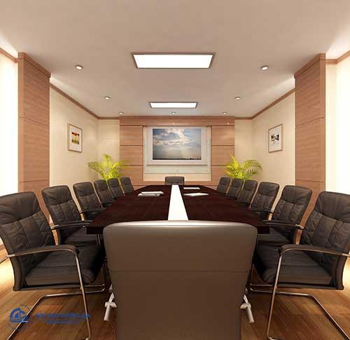 Chú ý tới chất liệu của đồ nội thất phòng họp