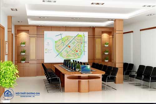 Đồ nội thất phòng họp đẹp đảm bảo công năng tối đa