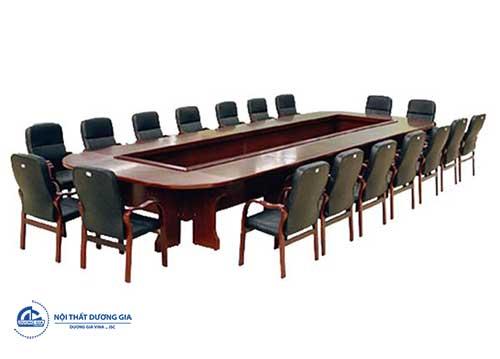Tại sao cần lựa chọn nội thất phòng họp sang trọng?