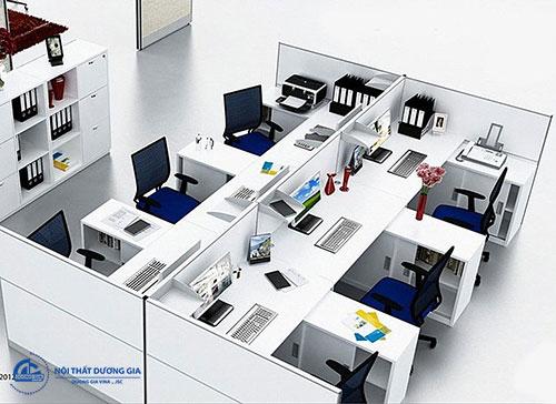 Báo giá vách ngăn văn phòng phụ thuộc vào kích thước