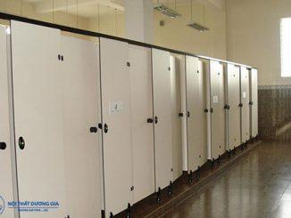 Mua vách ngăn nhà vệ sinh ở đâu chất lượng, giá rẻ nhất?