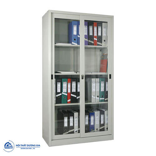 Mẫu tủ để hồ sơ thiết kế đơn giản, giá bán rẻ TL05