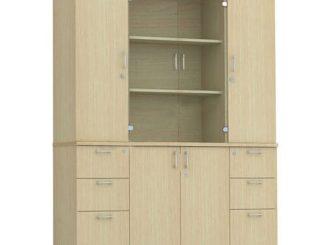 5 mẫu tủ hồ sơ văn phòng thiết kế nhiều ngăn, giá rẻ nhất 2019