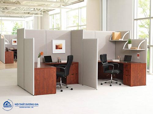 Yêu cầu kỹ thuật và thời gian thi công vách ngăn văn phòng