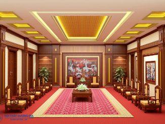 3 nguyên tắc quan trọng khi thiết kế nội thất phòng khánh tiết