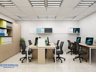 Làm thế nào để thiết kế văn phòng 40m2 trở nên chuyên nghiệp nhất?