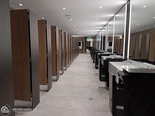Công ty thi công vách ngăn nhà vệ sinh tại Hà Nội chuyên nghiệp nhất