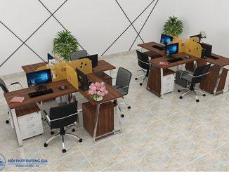 Mua bàn ghế văn phòng giá rẻ Hà Nội ở đâu yên tâm nhất?