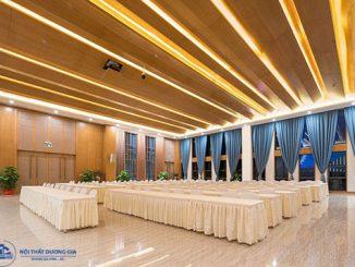 Phòng hội thảo là gì? Đơn vị thiết kế phòng hội thảo tại Hà Nội uy tín