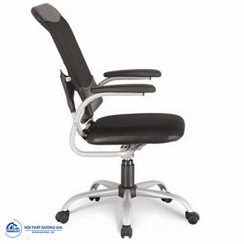 Ghế lưới văn phòng tốt cho sức khỏe người dùng - ghế GX207-S