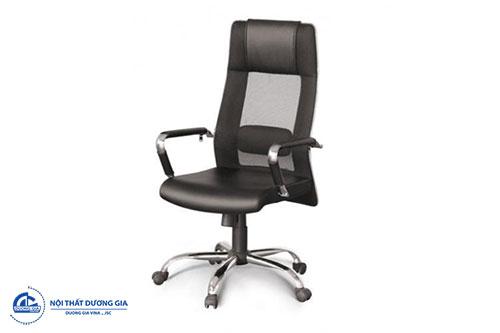 Kiểu dáng thiết kế của ghế văn phòng lưới - ghế X208-M