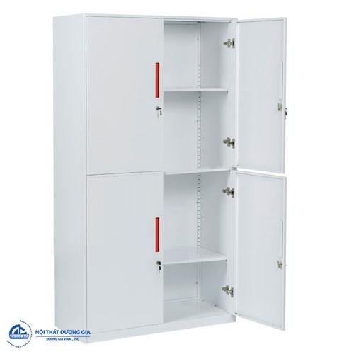 Tủ đựng hồ sơ bằng sắt có đa dạng mẫu mã - tủ TU09K4D